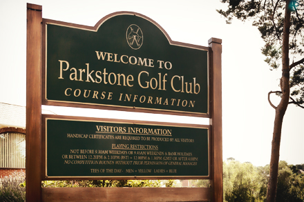Cradle of golf & Andrew Parker / Parkstone UK