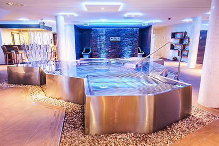 Wellness SPA Professional Interior Photography